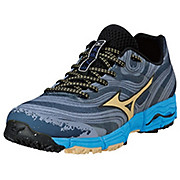 Mizuno Wave Kazan Womens Trail Running Shoes AW14
